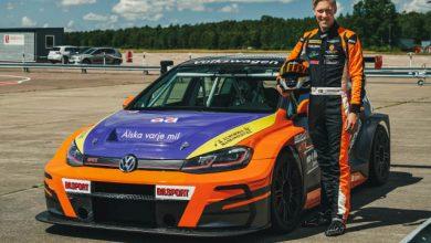 Photo of 17-årige Isac Aronsson gör STCC-debut