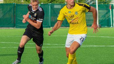 """Photo of Jakob Ottosson i Lunds BK: """"Vi har börjat säsongen väldigt bra"""""""
