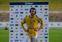 """Photo of Oliver Stojanovic-Fredin: """"Nu är jag i Lund och trivs kanon"""""""