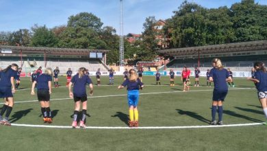 Photo of Spontanfotboll på schemat för årliga summercampen