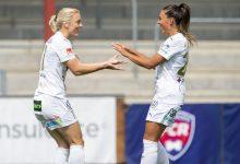 Photo of Bildspecial: Tung trea för FC Rosengård