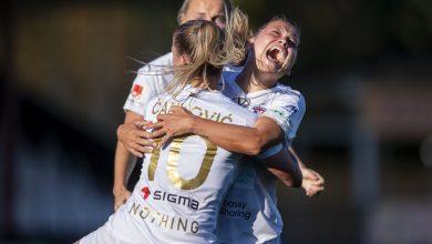Photo of Bildspecial: FC Rosengård vann toppmötet
