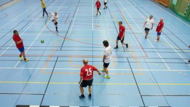 Photo of Skåne leder utvecklingen av Walking Football