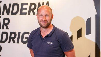 Photo of Michel Ekberg ny klubbchef i Landskrona BoIS