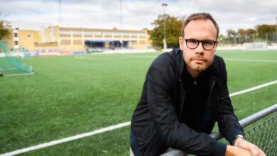 Photo of Henrik Adolfsson ny damtränare för LB07