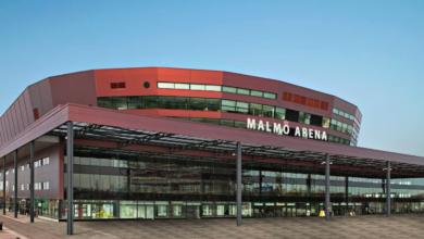 Photo of Därför färgas Malmö Arena rött ikväll