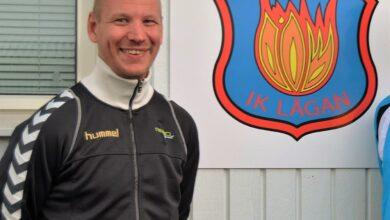 Photo of Hallå där….sportchef Magnus Ivarsson i IK Lågan