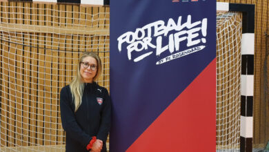 Photo of Uppstart: Football for Life Sverige
