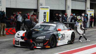 Photo of Joel Eriksson bär positiv känsla till Lausitzring