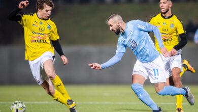 Photo of Lunds BK spelar cupmatchen i Malmö