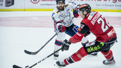 Photo of Coronakaos i LHC – Redhawks match uppskjuten