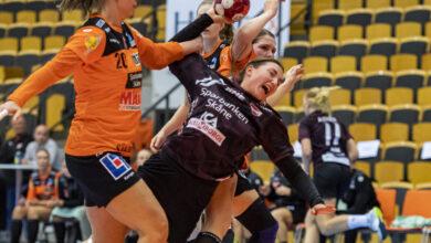 Photo of Bildspecial: LUGI:s första seger kom mot Kristianstad HK