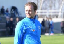 Photo of Ted Helmesjö ny tränare i Skivarps GIF