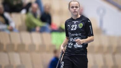 Photo of Tove Efsing förlänger med IBK Lund