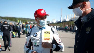 Photo of Finaldags för Joel Eriksson på hemmaplan för Schubert Motorsport