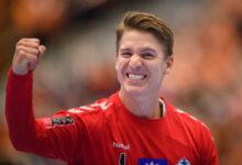 Photo of Rumpchock när Leo Larsson var tillbaka på handbollsplanen