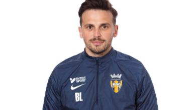 Photo of Besnik Llazani ny huvudtränare i Nosaby IF