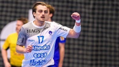 Photo of Charles Hugoson till HK Malmö