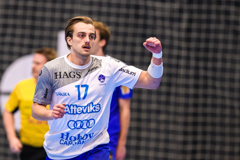 Charles Hugoson till HK Malmö