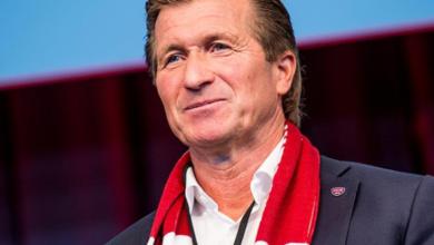 Photo of Håkan Wifveson i ministermöte om damelitfotbollens förutsättningar