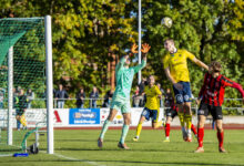 Photo of Marius Jonsson Helstad till Staffanstorp United