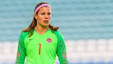 Photo of Kanadensisk landslagsmålvakt till FC Rosengård