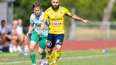 Photo of Filip Pivkovski till Lunds BK