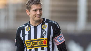 Photo of BoIS förlänger med kapten Philip Andersson