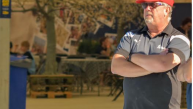 Photo of Hallå där….Peter Ekvall på Skånes Fotbollsförbund