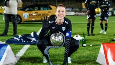 Photo of SM-guldvinnare från Göteborg till FC Rosengård