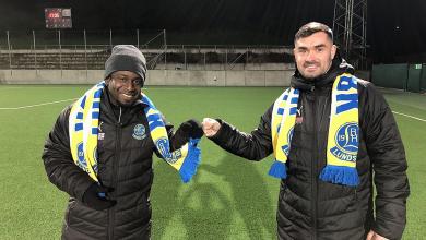 Photo of Thierry och Igor till Lunds BK