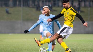 Photo of Balint från Olympic till IFK Malmö