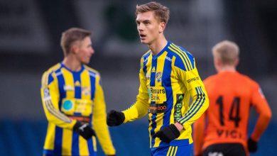 Photo of Dennis Olsson lämnar Eskilsminne IF