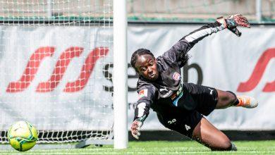 """Photo of Angel Mukasa i FCR: """"Det är en dröm som går i uppfyllelse"""""""