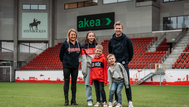 Photo of Akea ny huvudsponsor till Helsingborgs IF