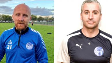 """Photo of Husein Huska Džanić och Rasim Pašagić i Bosna HSK: """"Vi kommer att avgöra tidigare"""""""