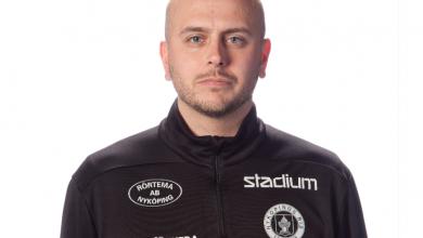 Photo of LB07:s tränare på väg till IFK Göteborg