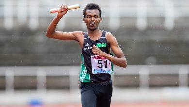 Photo of Började löpträna för tre år sedan – nu siktar Abubakar på OS-medaljer