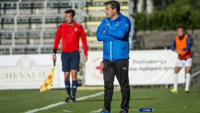 """Photo of Georg Rossi Eterovic tränare Malmö City FC: """"Det blir fina matcher i denna serie"""""""