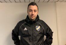 """Photo of Johan Svensson i IFK Rössjöholm: """"I år siktar vi på att flytta fram positionerna ytterligare"""""""
