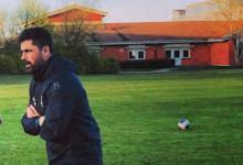 """Photo of Mahsum Kartal tränare i Södra Sandby IF: """"Är det en sån dag så vill jag ha allting"""""""