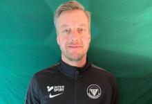 """Photo of Robert Lindecrantz tränare Sibbhults IF: """"Målet är att slippa kvalet neråt"""""""