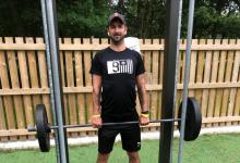Photo of Hallå där…Andre Lidholm, tränare i Sjöbo IF