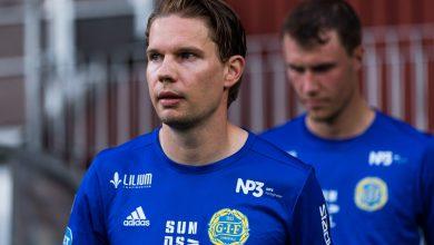 Photo of Trelleborgs FF värvar Johan Blomberg från Giffarna