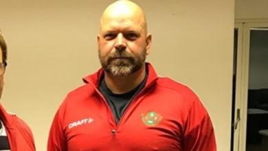 Photo of Hallå där…Johan Hansson, tränare Nävlinge IF