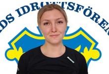 Photo of Sandra Nilsson förlänger med YIF