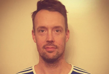 """Photo of Henrik Månsson tränare Stehags AIF: """"Så klart vill vi tillhöra toppen"""""""