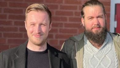 Photo of Hallå där…Rasmus Vinkvist tränare i Gislövs IF