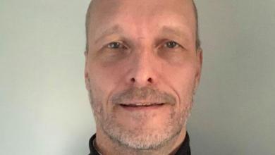"""Photo of Thomas Mähler tränare i Häljarps IF: """"Har haft en ganska stor spelaromsättning"""""""