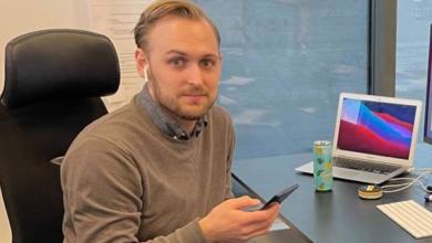 """Photo of Didrik Lindell i Skanör/Falsterbo IF: """"Vi vinner alltid mot dem, ett viktigt derby"""""""